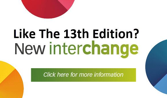 Interchange textbook